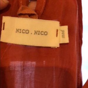 Nico Nico Dresses - Nico Nico DRESS